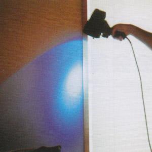 紫外線を照射する
