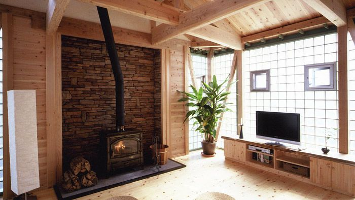 国産材と自然素材にこだわった家づくり