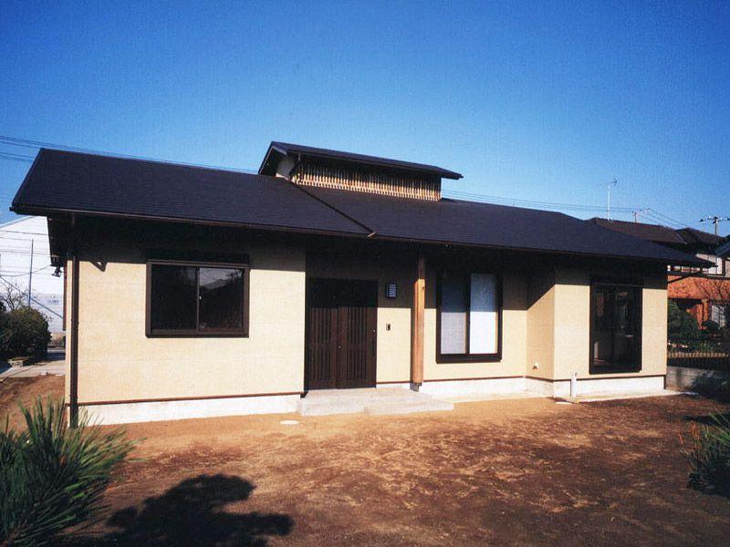 高齢者に配慮した新築住宅