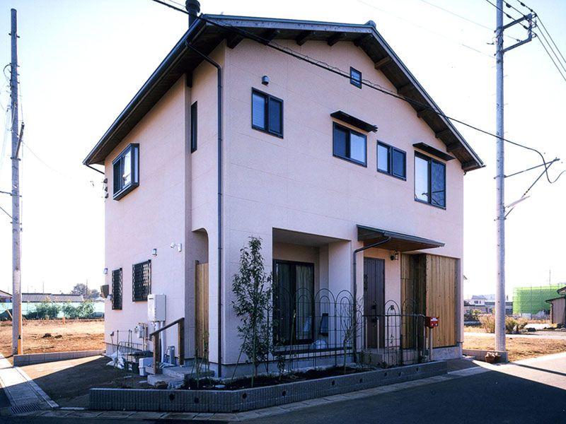 オール国産材住宅の家