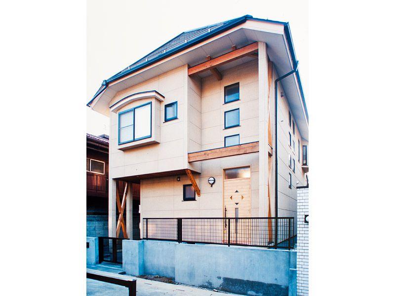 草加市の新築住宅