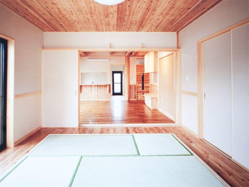 草加市の新築二世帯住宅