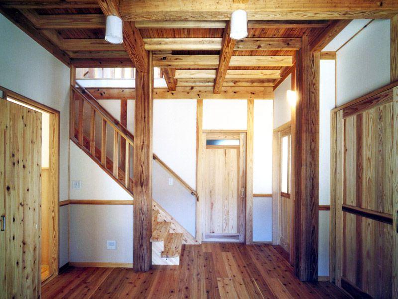手賀沼の新築二世帯住宅